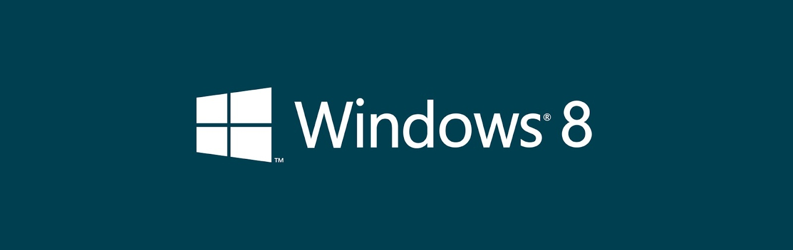 5 тапета с логото на Windows 8