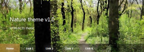 Nature Theme v1.0
