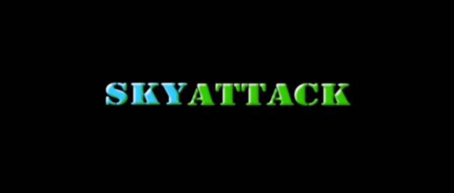 Първата ми flash игра: Sky Attack