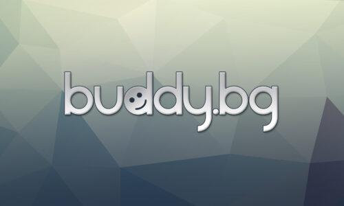 Buddy.BG (Update) – Разширяване с нов сайт