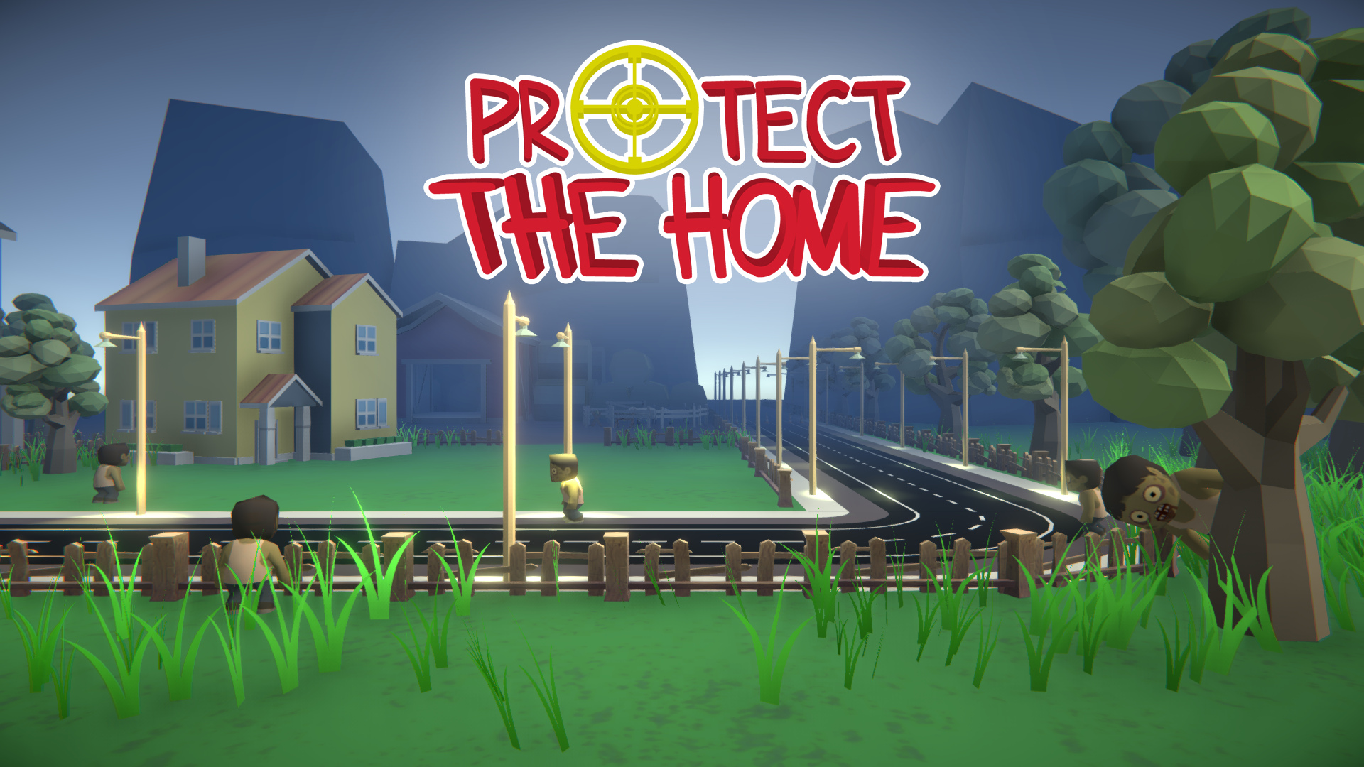 Plovdiv Game Jam 2019 и нашата игра – Protect the Home