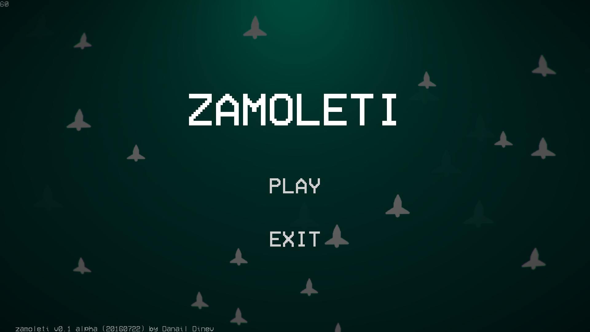 ZAMOLETI – Unity игра